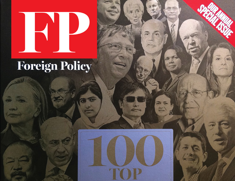 Foreign policy magazine design partners project publicscrutiny Images