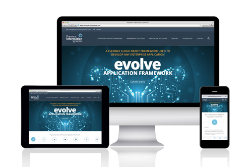 Evolve Application Framework Website